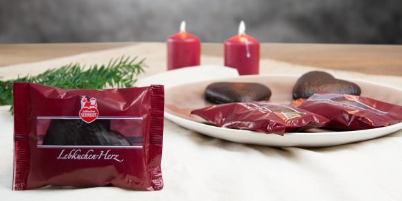 Lebkuchen Herz Einzelpreis 0,43 EUR