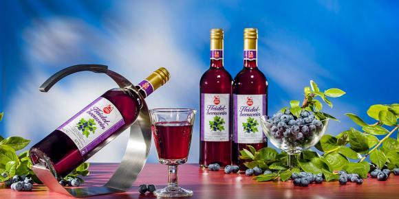 Heidelbeerwein