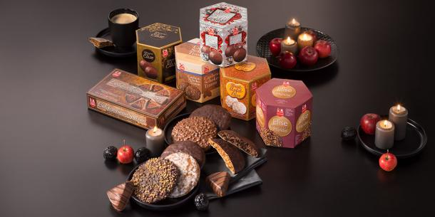 Lebkuchen of the Year Collection