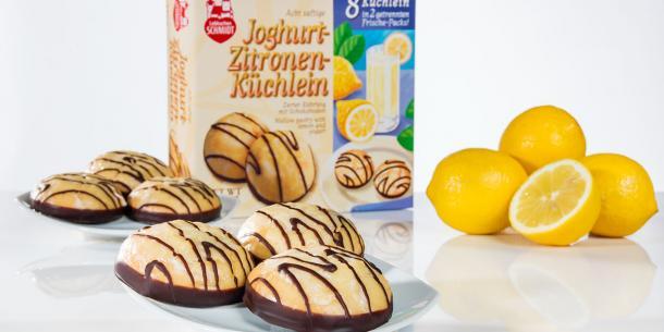 Joghurt-Zitronen-Küchlein