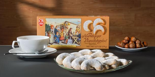 Nürnberger Vanillekipferl