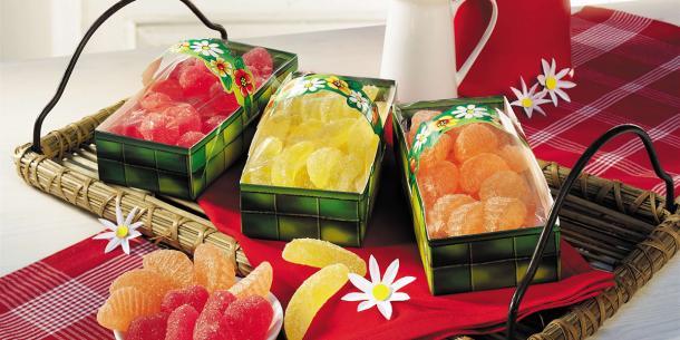 Fruchtkörbchen 3er Set