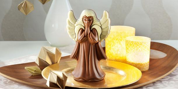 Hohlfigur Engel