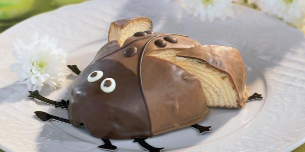 Baumkuchen Käfer
