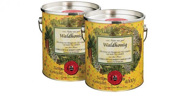 Waldhonig 2 x 4000 g