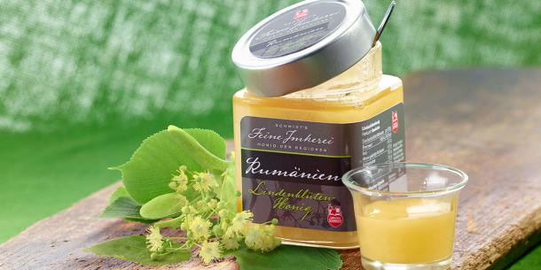 Romanian Lime Honey