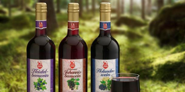 Berry Wine Selection