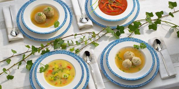 Hausmacher Suppen-Sortiment